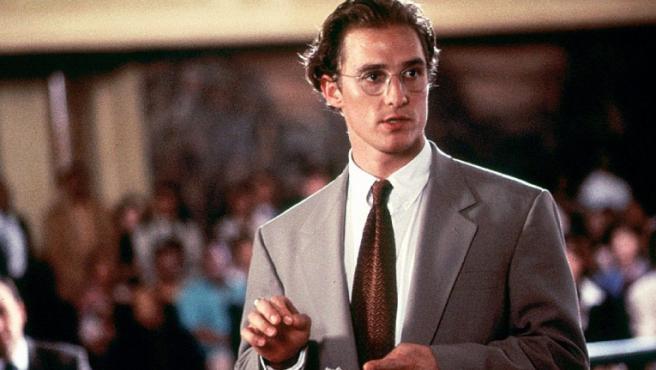 Matthew McConaughey en 'Tiempo de matar'