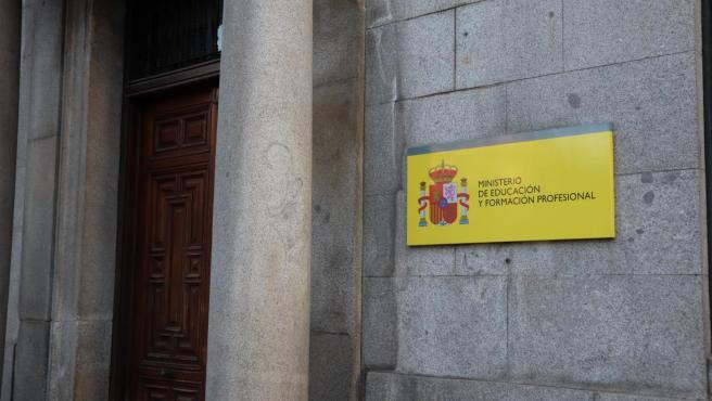 Imagen de archivo del Ministerio de Educación.
