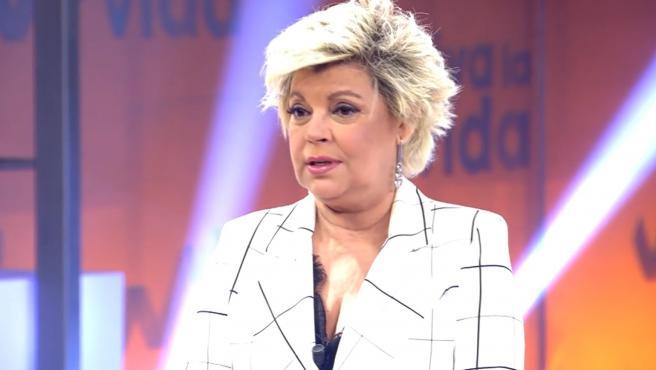 Terelu Campos habla sobre el intento de suicidio de Rocío Carrasco en 'Viva la vida'.