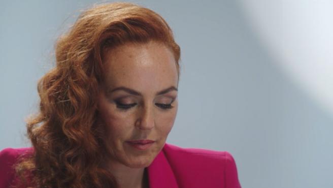 Rocío Carrasco, en el documental 'Rocío, contar la verdad para seguir viva'.