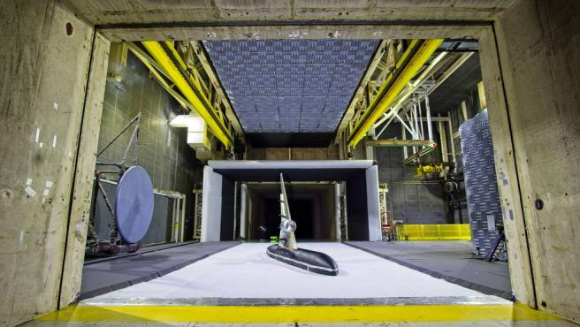 El modelo 'CRM-QHL' realizó sus primeras muestras a principios de año.NASA