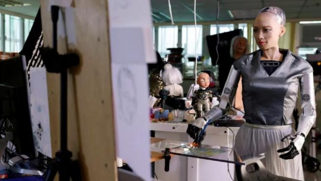 Sophia ha sido desarrollada por la empresa Hanson Robotics.