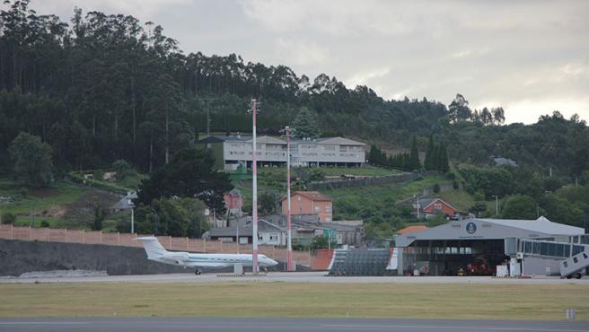 Archivo - Aeropuerto de Alvedro.