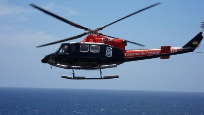 Archivo - Helicòpter del GES