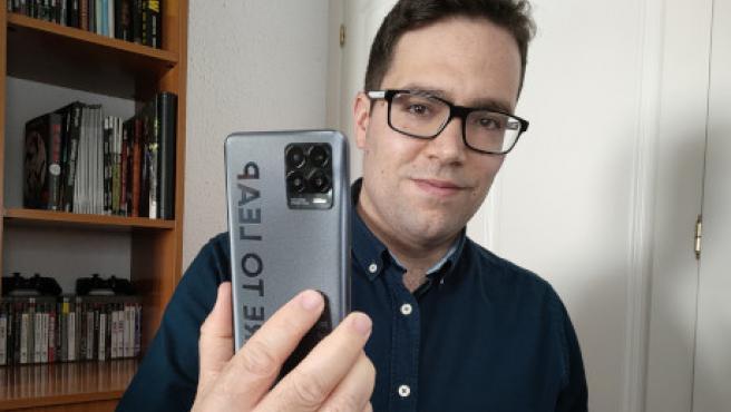 20Bits ya ha podido probar el Realme 8 Pro