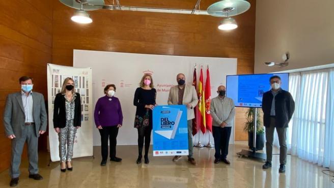 Imagen de la presentación de las I Jornadas del Día Mundial del Libro