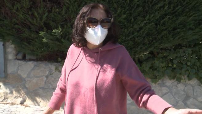 """Isabel Gemio, """"superada"""" tras el desgarrador testimonio de Rocío Carrasco"""
