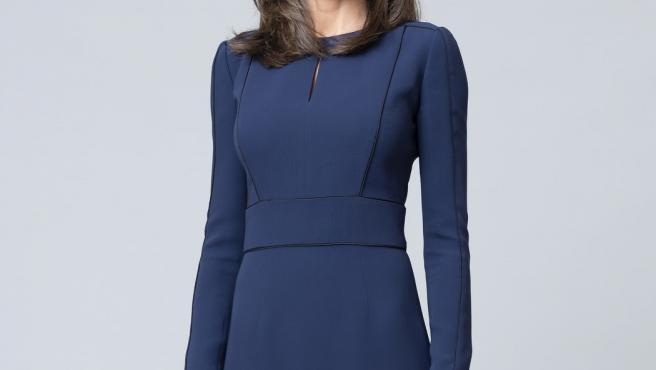 La reina doña Letizia, presidenta de honor de la Solheim Cup 2023