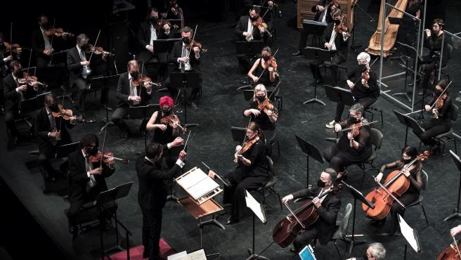 Ndp + Fotos Concert Primavera Ov + Pavel Baleff