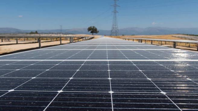 Núñez de Balboa, la mayor planta fotovoltaica de Europa está en Badajoz