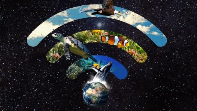 Cartel de la Hora del Planeta 2021