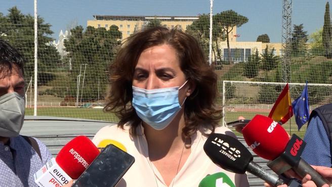 """Lozano: """"Mi sucesor debe saber que este es un puesto muy político"""""""