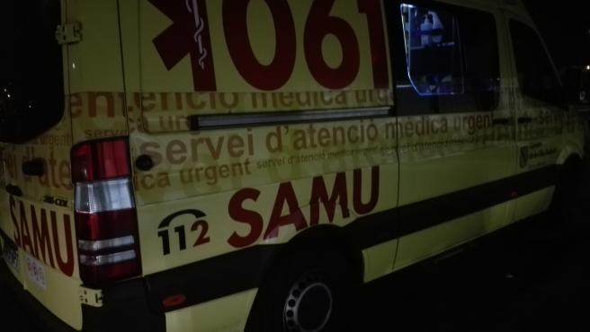 Archivo - Ambulancia, SAMU, 061, recurso