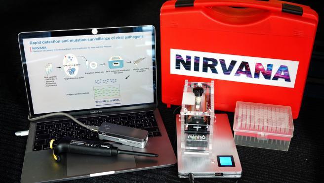 Dispositivo NIRVANA