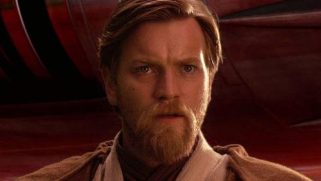 Ewan McGregor como Obi-Wan Kenobi.