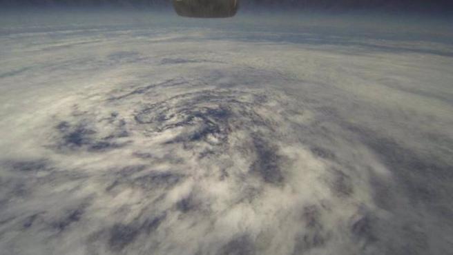 Récord de frío, -111 grados, en una nube de tormenta sobre el Pacífico