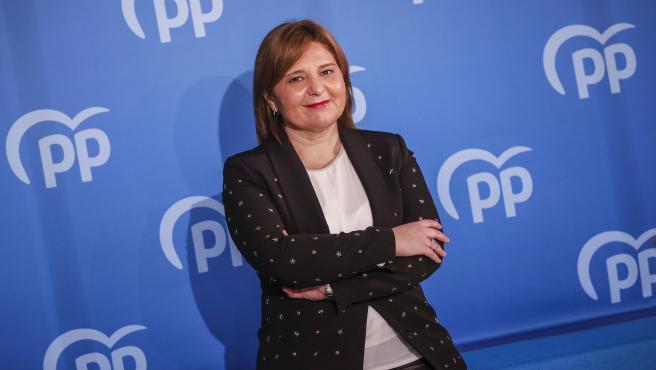 ROBER SOLSONA...2021-01-14....VALENCIA.....ENTREVISTA A LA PRESIDENTA DEL PP EN LA COMUNIDAD VALENCIANA (PPCV), ISABEL BONIG.