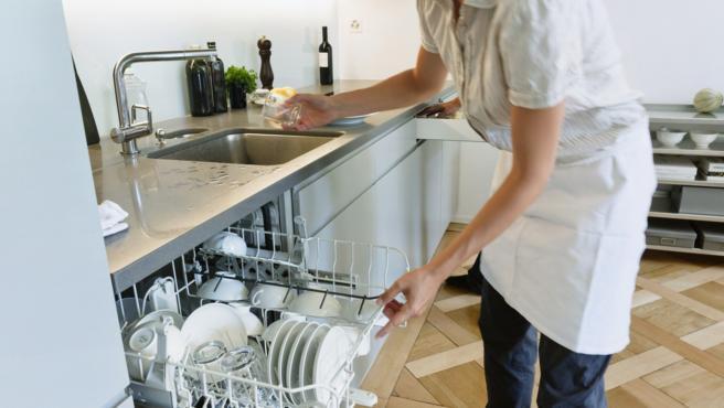Una empleada de hogar, en una imagen de archivo.