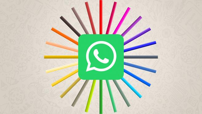 La nueva función de WhatsApp pretende imitar a los temas de Telegram.