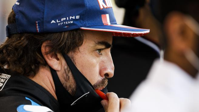 El piloto español Fernando Alonso.