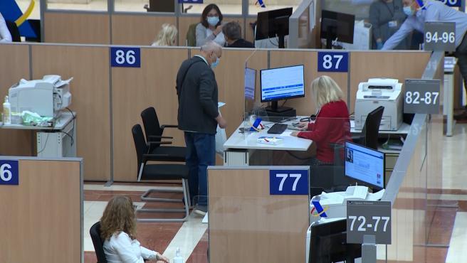 Hacienda permitirá a los afectados por un ERTE fraccionar el pago del IRPF