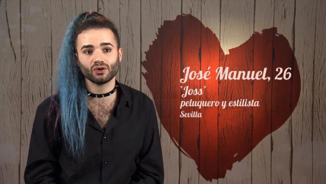 José Manuel, en 'First dates'.