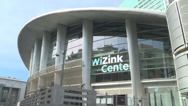 El Wizink Center, nuevo punto de vacunación masiva