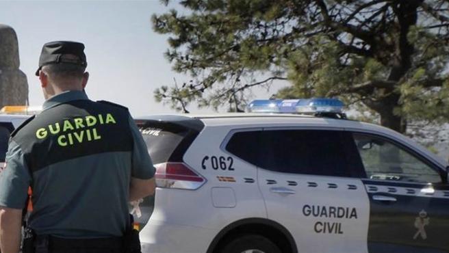 Archivo - Agente de la Guardia Civil en una imagen de archivo