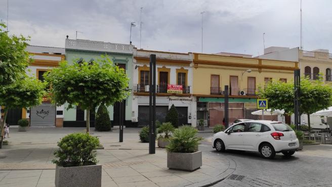Archivo - Plaza Cervantes