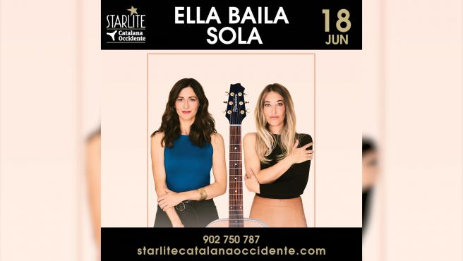 Ella Baila Sola regresará el 18 de junio en el festival Starlite
