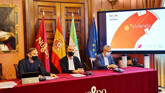 Presentación del balance de la OMDV de Sevilla.