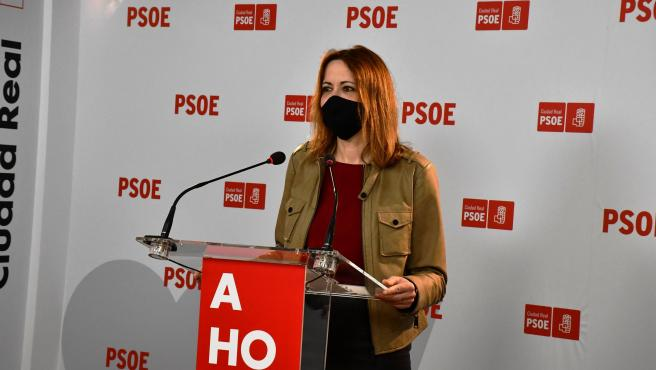 La eurodipurtada del PSOE Cristina Maestre