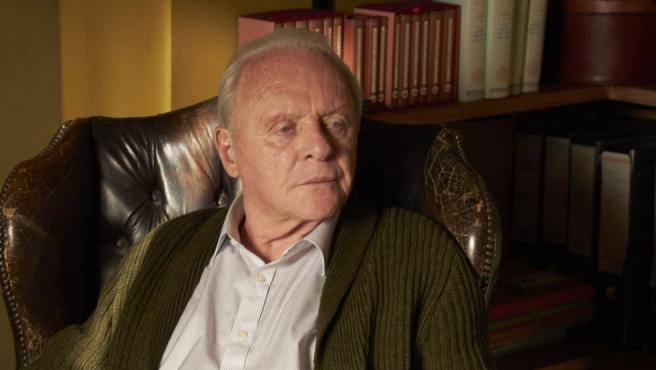 Anthony Hopkins en 'El padre'