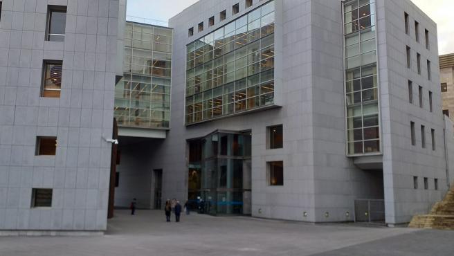 Archivo - Juzgados de Oviedo.