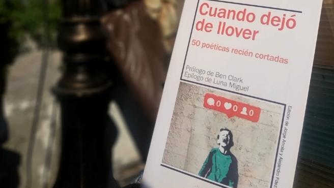 Portada del libro 'Cuando dejó de llover. 50 poéticas recién cortadas'.