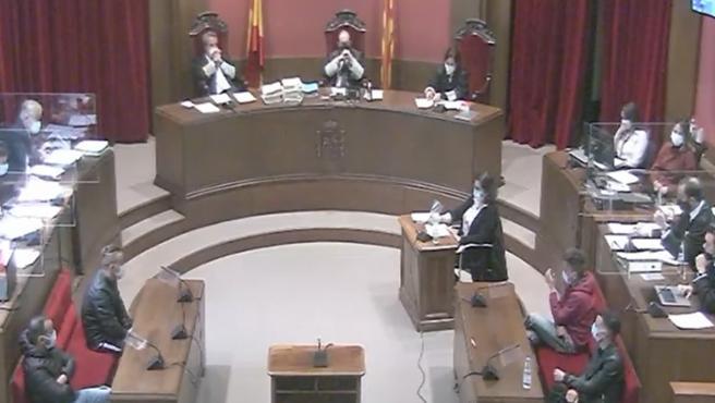Fiscal considera que la 'manada de Sabadell' realizó una violación grupal