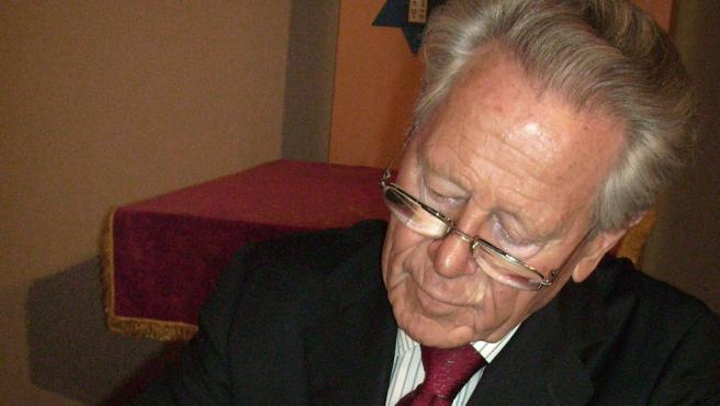 Hans Küng, en 2009.