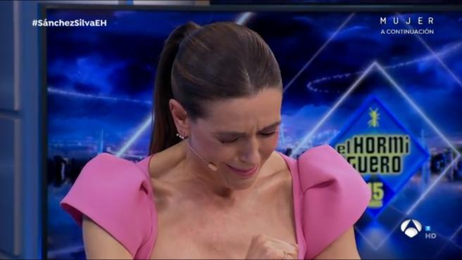 Raquel Sánchez Silva, en 'El hormiguero'.