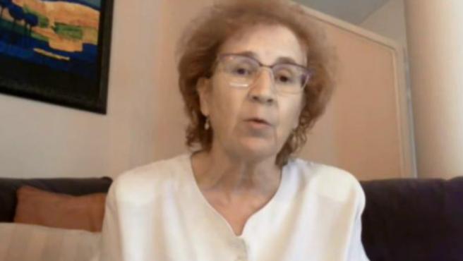 Declaraciones de Margarita del Val.