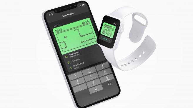 Personaliza tu Iphone y Apple Watch como si fuese un Nokia 3310.