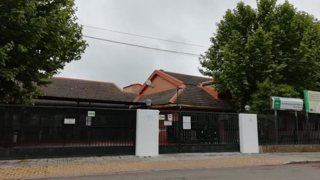 Archivo - UGT también reclama un aumento de la RPT en la Residencia de Mayores Figueroa de Córdoba.