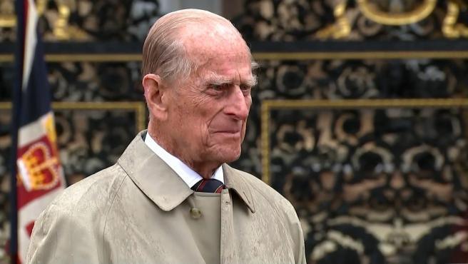 La comunidad internacional se suma al pésame por la muerte del duque de Edimburgo
