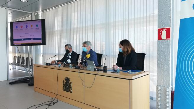Presentación de la oficina virtual de asistencia a víctimas de delito