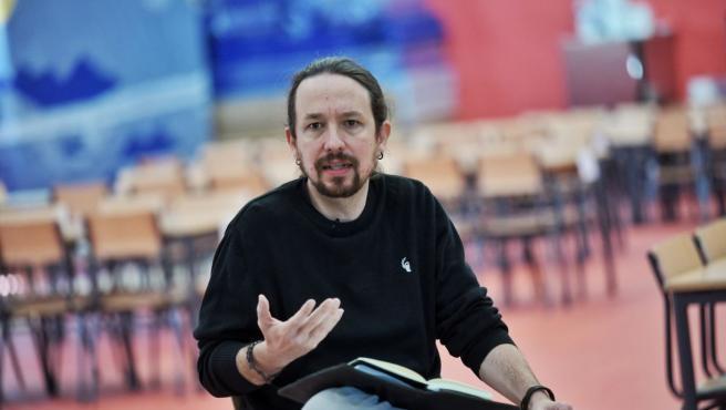 Iglesias propone aumentar la financiación de la educación pública y frenar 'el desmantelamiento del PP'