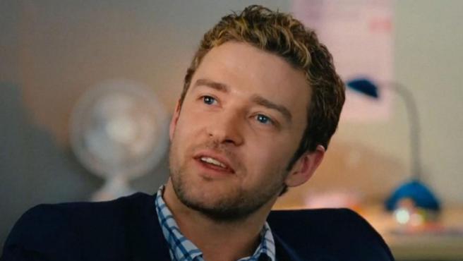 Justin Timberlake en 'La red social'