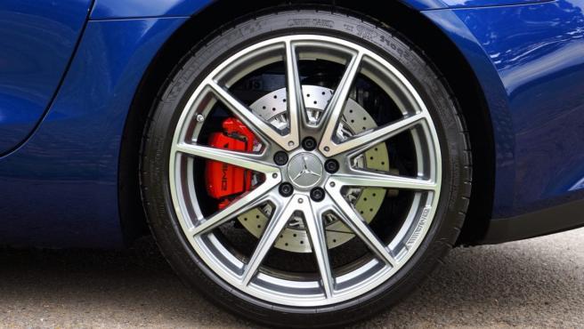 Los frenos del coche son uno de los elementos que más intervienen en la seguridad.