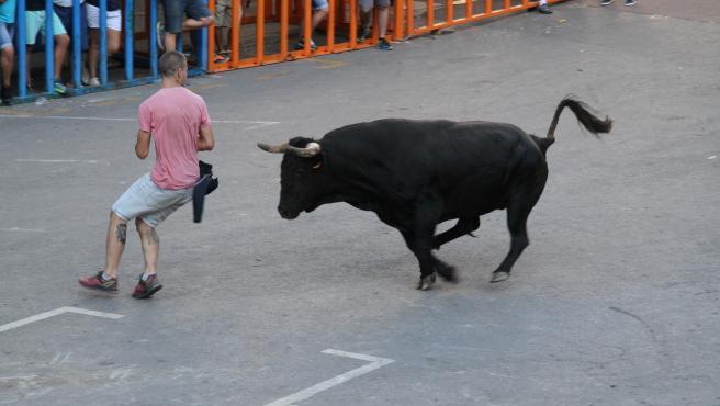 Archivo - Imagen de archivo de bous al carrer
