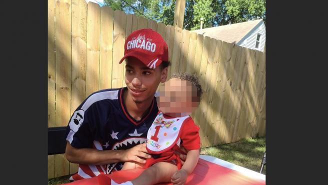 Daunte Wright, el joven asesinado por la policía en Minneapolis.