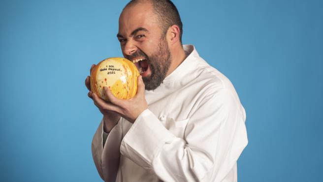 David Pérez, del restaurante El Ronquillo