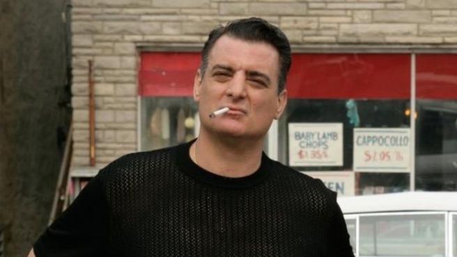 El actor Joseph Siravo como 'Johnny Boy' en 'Los Soprano.